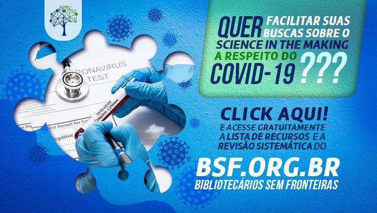 COVID 19 -REVISÃO SITEMÁTICA